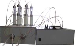Трёхлучевой люминометр с автоматизированной системой подачи химических реагентов